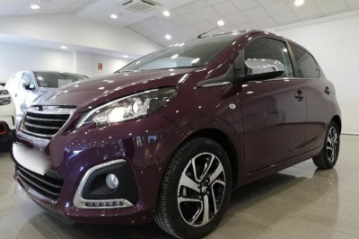 Peugeot108VTi 72ch BVM5 Collection TOP!