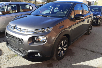 CitroënC3BlueHDi 100 S&S BVM5 Feel
