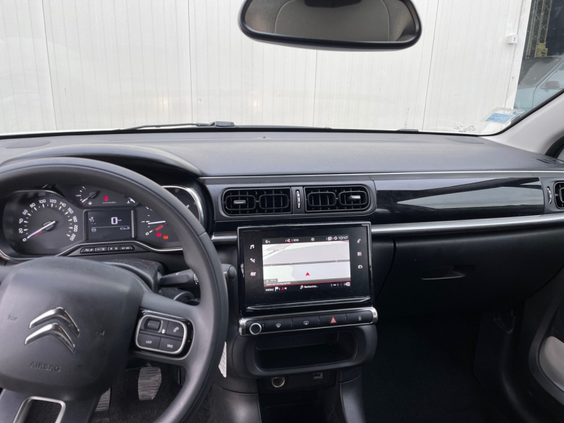 Citroën C3 Affaire BLUEHDI 100 S&S BVM FEEL NAV