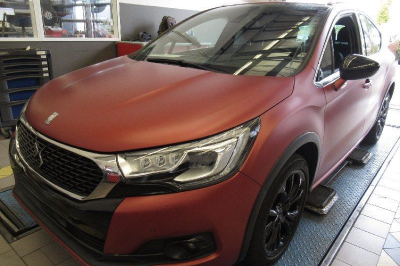 DS DS 4 Crossback BlueHDi 180 S&S EAT6 Terre Rouge