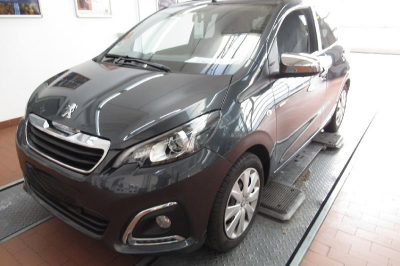 Peugeot108VTi 72ch BVM5 Style TOP!